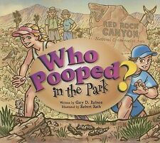 Who Pooped in the Park? Red Rock Canyon National Conservation Area: Scat and Tra