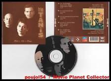 """TRIO TANIS """"Flûte Alto Harpe"""" (CD) 1995"""