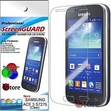 3 Película para Samsung Galaxy Ace 3 S7270 S7275 Protector De Pantalla