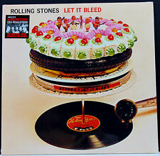 ROLLING STONES Let It Bleed LP vinyl Eur Abkco  882332-1  Sealed/New