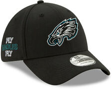Philadelphia Eagles New Era 3930 Kids NFL Draft Stretch Fit Cap (Ages 2 - 10)