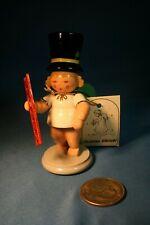 Erzgebirge Ulbricht Angel Chimney Sweep Germany Christmas Figurine New