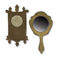 Sizzix Stanze Movers & Shapers die Mini Mirror & Clock 658724