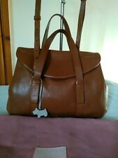 Radley London Ladies Leather Medium Brown Grab Shoulder Cross Body Hand Bag #34