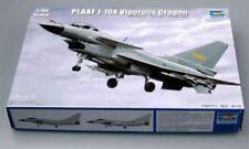 Trumpeter 1/48 02841 PLAAF J-10A Vigorous Dragon model kit