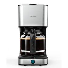 Cecotec Coffee 66 Heat - Cafetera de Goteo, Tecnología ExtemeAroma, Capacidad de