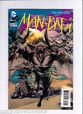 Detective #23.4 Man-Bat Near Mint/Mint 3D Cover