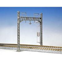Kato 5-053 Caténaire Voie Double Large / Catenary Double Track Wide 6pcs - HO