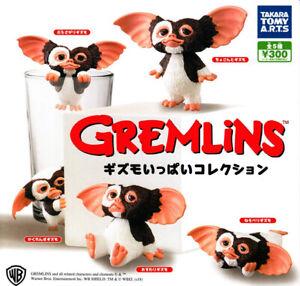 Takara WB Shield Gremlins Gizmo Mini Mascot Capsule Gashapon Full Set x5