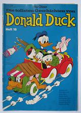 Die tollsten Geschichten Donald Duck Nr. 18
