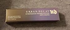 Urban Decay - Anti-Aging Eyeshadow Primer Potion - .33 oz - Full Size - Nib