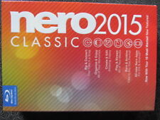Nero Classic 2015 Recording Software