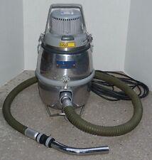 Used Nilfisk Gm80 Hepa Vacuum 110 120v 3 14 Gal Complete Hose With Steel Wand