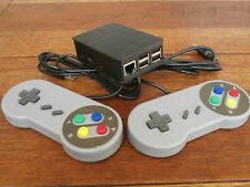 Retro Game Console 6700 games+2 controllers+hdmi cable+power supply RetroPie