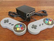 Retro console di gioco 6700 GIOCHI +2 Controller + Cavo HDMI + ALIMENTATORE RetroPie