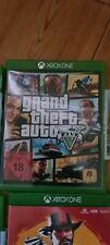 Xbox one Spielesammlung u.a. COD GTA etc.