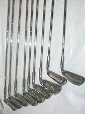 Karsten Ping Zing Phoenix Golf Clubs Set 3-9 Iron Sand Pitching Wedge Jay Thomas