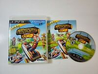 Cabela's Adventure Camp (Sony PlayStation 3, ) PS3 Game complete