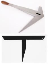 Schieferhammer rechts Bundle mit Haubrücke gerade Hammer Schiefer Dachdecker