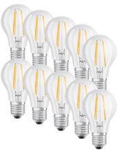 OSRAM LED BASE CLASSIC A60 FILAMENT LAMPEN E27 7W=60W 806lm warm weiß 2700K 10er