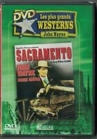 DVD SACRAMENTO LES PLUS GRANDS WESTERNS JOHN WAYNE ATLAS SOUS BLISTER