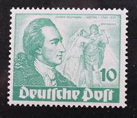 Berlin Mi-Nr. 61 I Goethe seltener Plattenfehler postfrisch geprüft Schlegel BPP