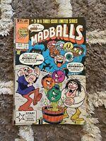 Madballs #3 Star Comics November 1986 Marvel Comics Group Pics!