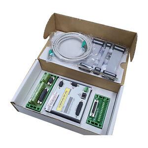 IP-M Netzwerksteuerung mit speziellen Anschlussblock für Mach3 oder Mach4 Soft.