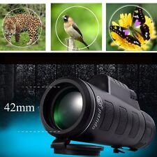 MINI Tasca Day & Night Vision 40X60 HD Ottico Monoculare Telescopio Caccia Sport