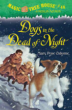 Magic Tree House #46: Dogs in the Dead of Night (A Stepping Stone-ExLibrary