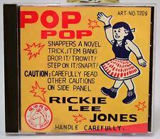 FREE SHIP Pop Pop Rickie Lee Jones (CD, Sep-1991, Geffen) Ballard Sad Young Men