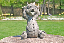 Gartendrache Ups Drachenfiguren Drache Deko Figur Fantasy Gargoyle Dragon