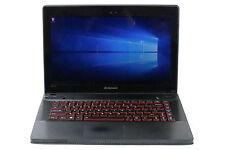 Lenovo Y410P 15.6' Gaming Laptop Core i7-4700MQ 2.4GHz 8GB DDR3 1TB HDD 24GB SSD