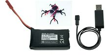 Battery+Charger for Sky Viper Spider 1200mAh High Discharge/Capacity