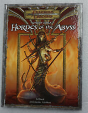 Dungeons & Dragons Fiendish Codex I Hordes of the Abyss