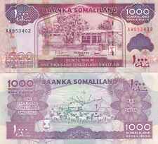 Somaliland banconota 1000 shillings