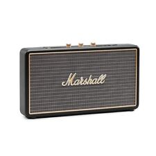 Marshall Stockwell Bluetooth Lautsprecher schwarz