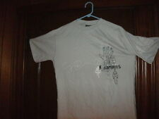 hockey t-shirt S/S lite gray I'VE GOT DANGLITIS size large BRAND NEW NWT in BAG