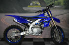 Picture Of A 2021 Yamaha YZ450F