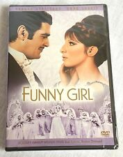 Funny Girl DVD 2001 Barbra Streisand Omar Sharif New Sealed