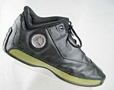 RARE Nike Air Jordan 18 XVIII Low Black Chrome Metallic Silver Sz 13 306151-001