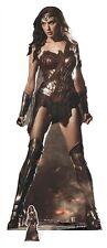 Wonder Woman (Gal Gadot) Lifesize and Mini Cardboard Cutout / Standup / Standee