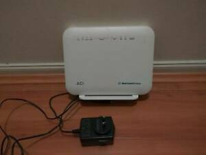 Netcomm NF18ACV modem router NBN with VOIP