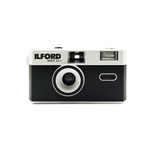 ILFORD Sprite 35 II Flash Reusable Camera W/ Bonus ILFORD Xp2 Film