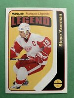 2014-15 O-Pee-Chee Marquee Legend Retro #555 Steve Yzerman Detroit Red Wings