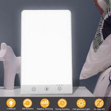 SAD Tageslichtlampe 11000 LUX LED Lampe Lichttherapie lampe Tageslicht Lampe