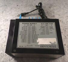 Nippon Tylan Model: PS-74D Power Supply
