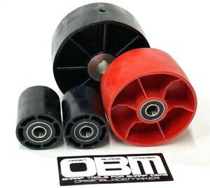 """Belt Grinder Wheels for 2x72"""" knife making grinder (choose your bore size)"""
