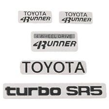 RC4WD Z-S1926 1985 Toyota 4Runner Emblem Set