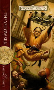 FORGOTTEN REALMS: UNBROKEN CHAIN - Fantasy Novel - engl. - D&D - WTC